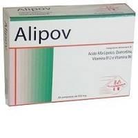 ALIPOV INTEGRAT 20CPR 19G