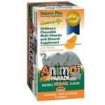 Animal Parade multivitaminico masticabile arancia 90 compresse