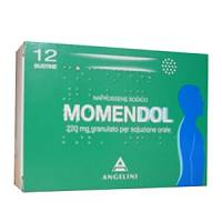 MOMENDOL granulare 12 bustine