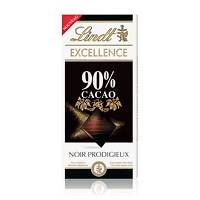 LINDT EXCELLENCE 90% Cacao Senza Glutine