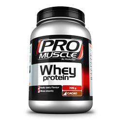 PROTEINE PROMUSCLE WHEY PROTEIN CACAO 725 GRAMMI