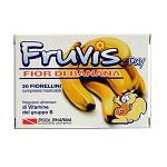 FRUVIS Day Fiori Banana 20 compresse