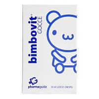 BIMBOVIT Integratore Vitamine Gocce 30 ml
