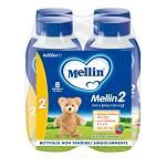 MELLIN2 Latte Bottiglia 4x500 ml